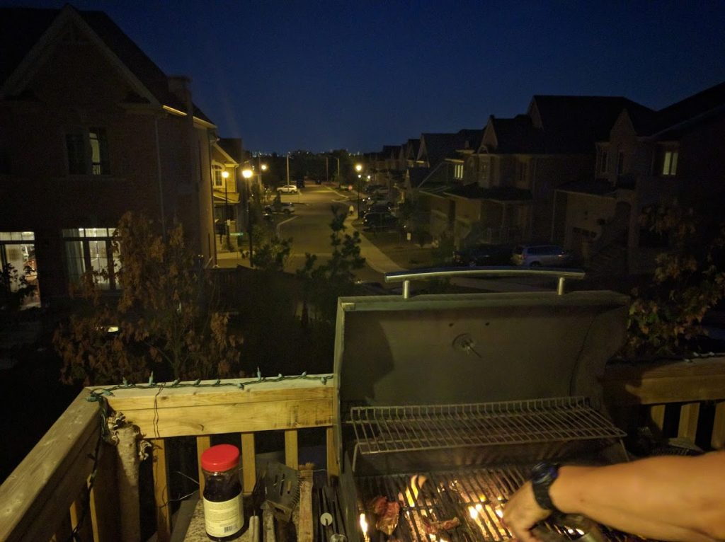 Barbecue in Toronto
