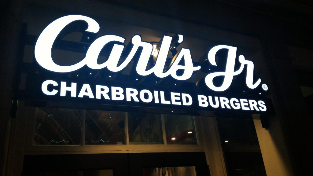 Carls Jr Burgers in Toronto