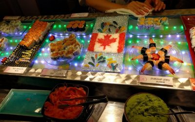 Mandarin Restaurant in Toronto – Nice Place!